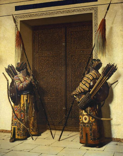 The Doors of Timur by Vasily Vereshchagin
