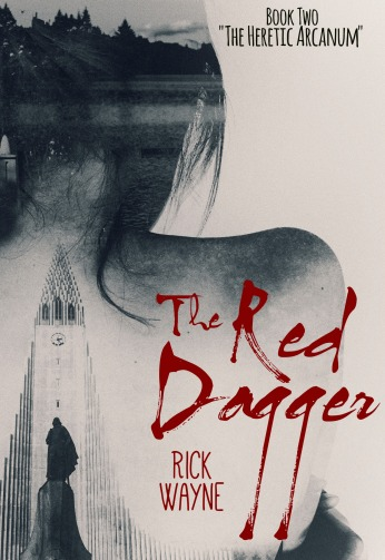 The Red Dagger cover