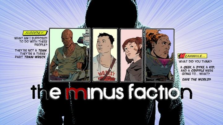 Minus Faction PC Wallpaper variant3