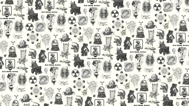Rick Wayne PC Wallpaper