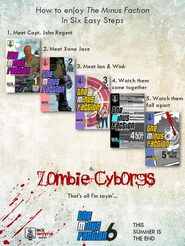 Zombie-Cyborgs