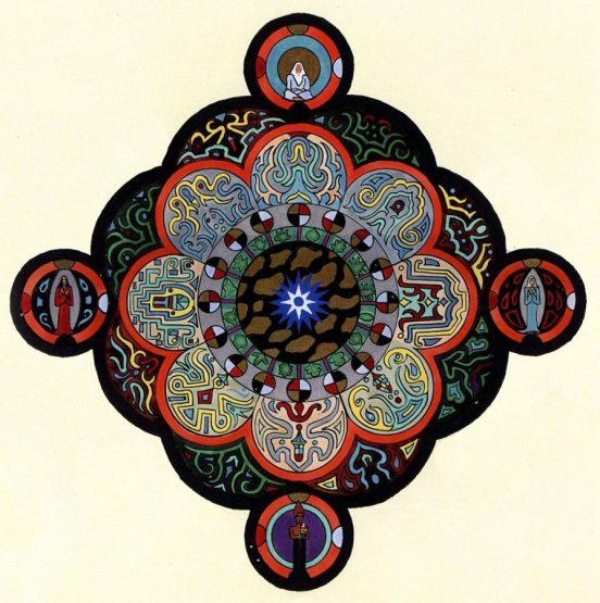 Carl Jung. The Red Book (Liber Novus)