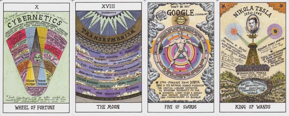Hexen 2-0 Tarot-cards