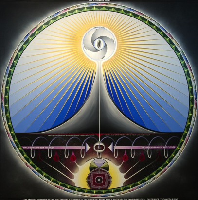 Paul Laffoley The Visionary Point