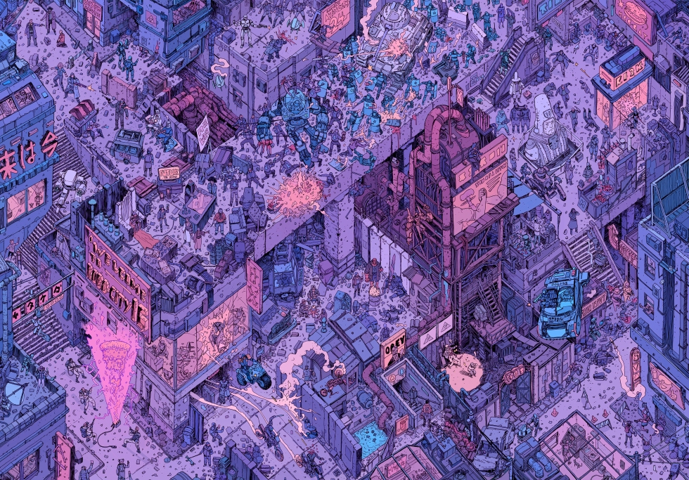 Josan Gonzalez welcome_to_robo_city_16__color_version__by_f1x_2-daipdfi