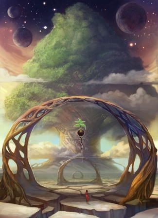 julie dillon seed_shrine_by_juliedillon-d8mckhv