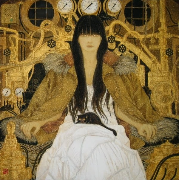 Masaaki Sasamoto paintings