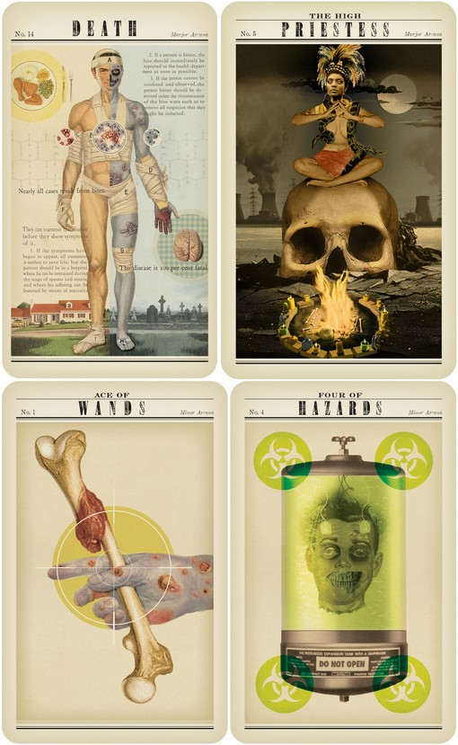 Zombie_Tarot_Orcle_Undead_Card_Deck_Paul_Kepple_Stacey_Graham