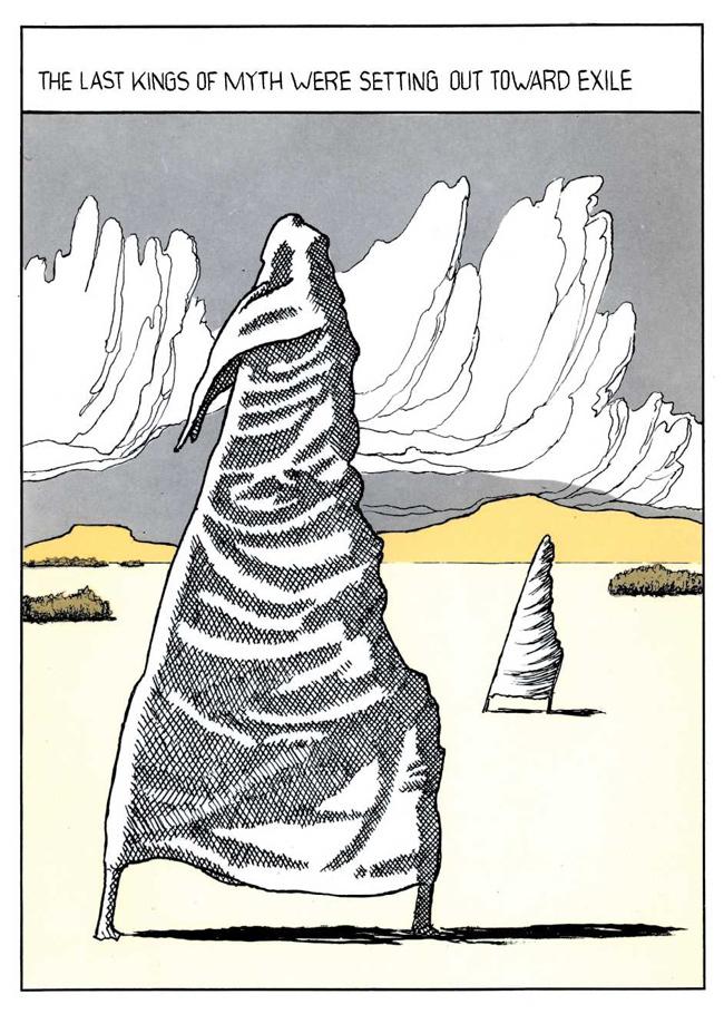 Dino-Buzzati--Poem-Strip-(Italy--1969)--trans.-into-English-by-Marina-Harss-(NYRB--2009)