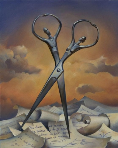 Vladimir Kush 1965 - Russian Surrealist painter - Tutt'Art@ (34)