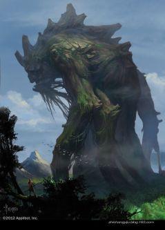 3b9de2543e84a38f4a8ab9f30fdc56e4--golem-fantasy-monster