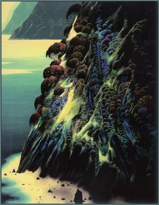eyvind-earle 672b70158d91164e313610a20fa7183f--big-sur-beautiful-images
