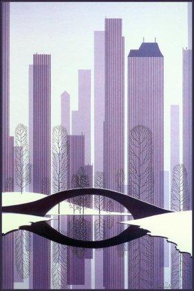eyvind-earle-central-park-1983