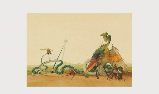 Andrei Dugin, Olga Dugina the-dragon-feathers_7