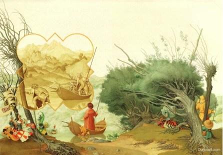 Andrei Dugin, Olga Dugina the-dragonfeathers-paper-watercolours-449-x-315