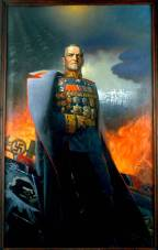 konstantin-vasilyev-marshal-zhukov-marshall-zukhov