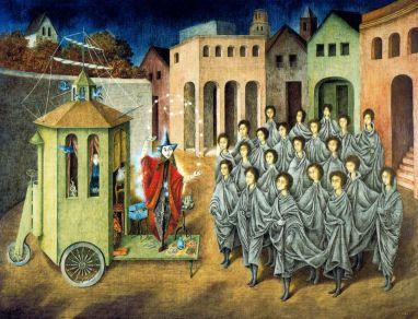 Remedios Varo the-juggler