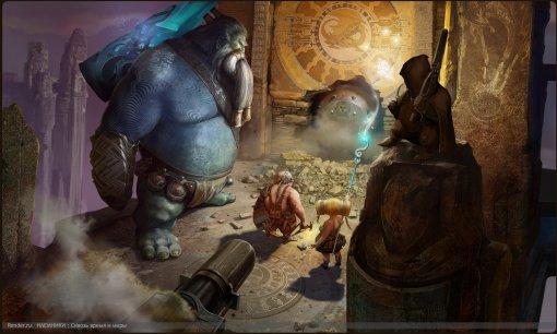 Ghostbow dwarfs_by_ghostbow-d7ao7gz