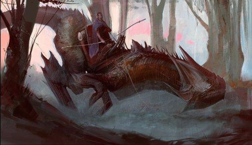Ghostbow elvenlizard_by_ghostbow-d7iaunt