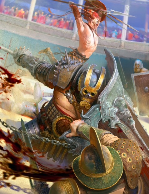 Ghostbow gladiators_by_ghostbow-d9ftgb7