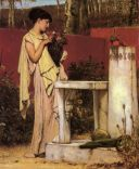 sir lawrence-alma-tadema the last roses