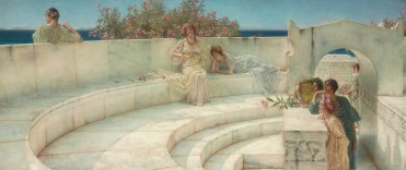 sir lawrence_alma-tadema_om_ra_rws_under_the_roof_of_blue_ionian_weath)