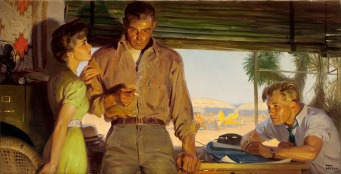 Tom Lovell (5 February 1909 – 29 June 1997) Tutt'Art@
