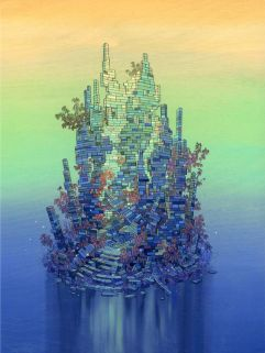 "Nicole Gustafsson ""The Tower Ruins"""