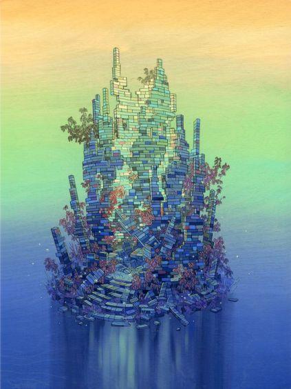 "Nicole Gustafsson ""The Tower Ruins"""