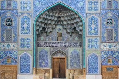 Sheikh Lotfollah Mosque (1619) Safavid dynasty