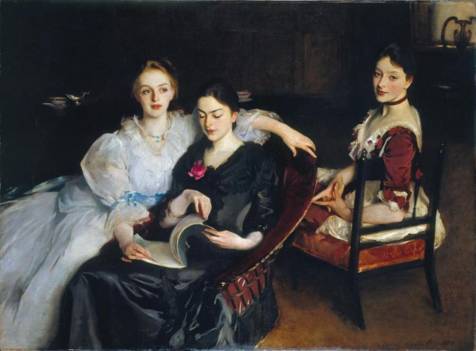 The_Misses_Vickers_John_Singer_Sargent_1884