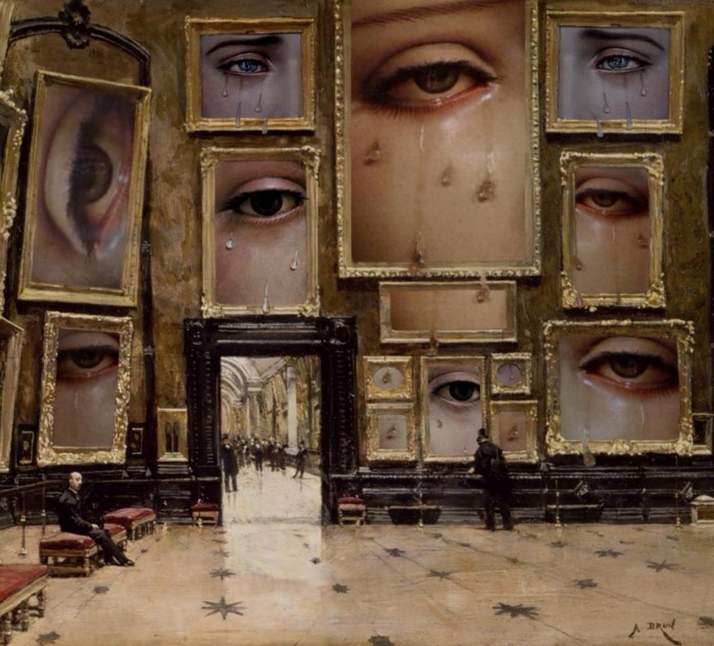 Update) Eye Spy – Serum (art + fiction)