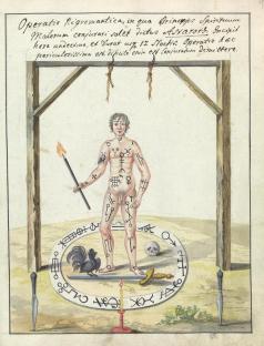 compendium rarissimum totius artis magicae sistematisatae per celeberrimos artis hujus magistros (anno 1057)