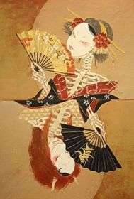 rie yamashina 92134096061dd3bf67974d6f1cdd85e5--skull-art-japanese-art