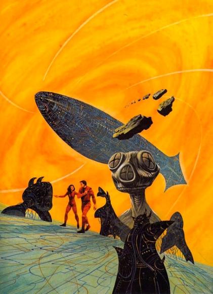 Jack Gaughan aliens