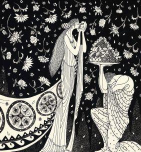 Errol Le Cain Cupid-and-Psyche-by-Errol-Le-Cain-1