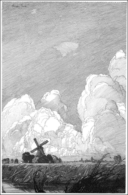 franklin booth-heavenly-hills