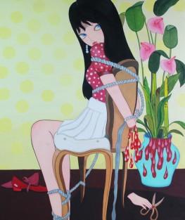 Jang-Koal-Red-Shoes-Girl-LOW1-858x1024