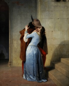 Francesco Hayez, The Kiss, 1859