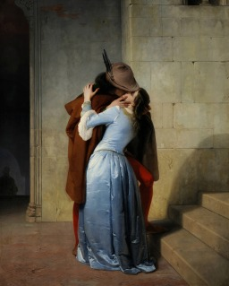 Francesco Hayez, The Kiss, 1859