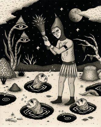jon-macnair-mystic-darkness-surrealism-fantasy-surreal-Eb18b675b9a7145d4a0c21c5bd46ae997