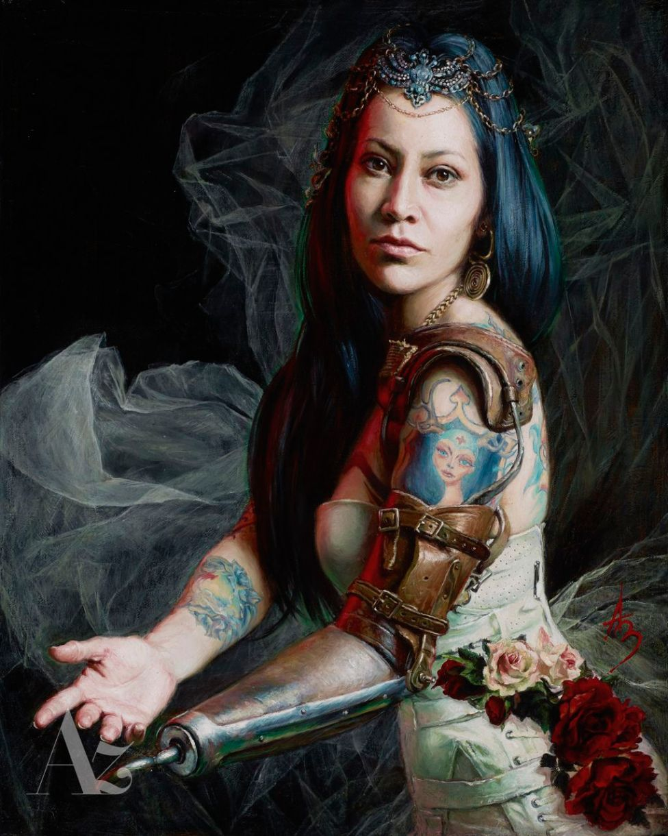 Alexandra Manukyan Beautiful Disaster