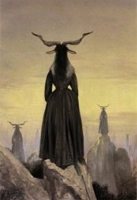 Bill Mayer The Goat Witch