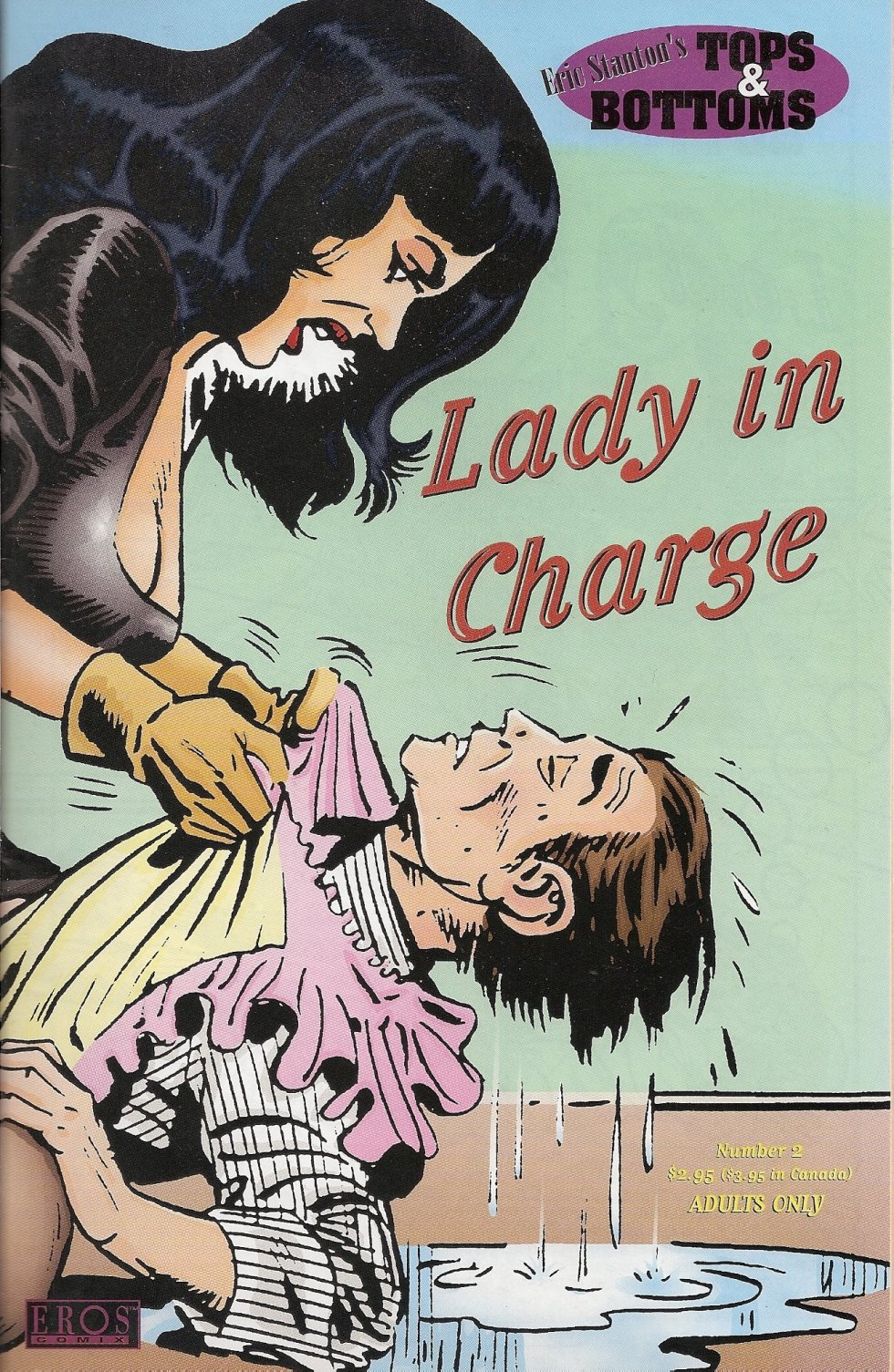 Eric Stanton Lady in Charge