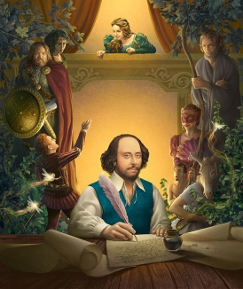 Antonio Caparo shakespeare