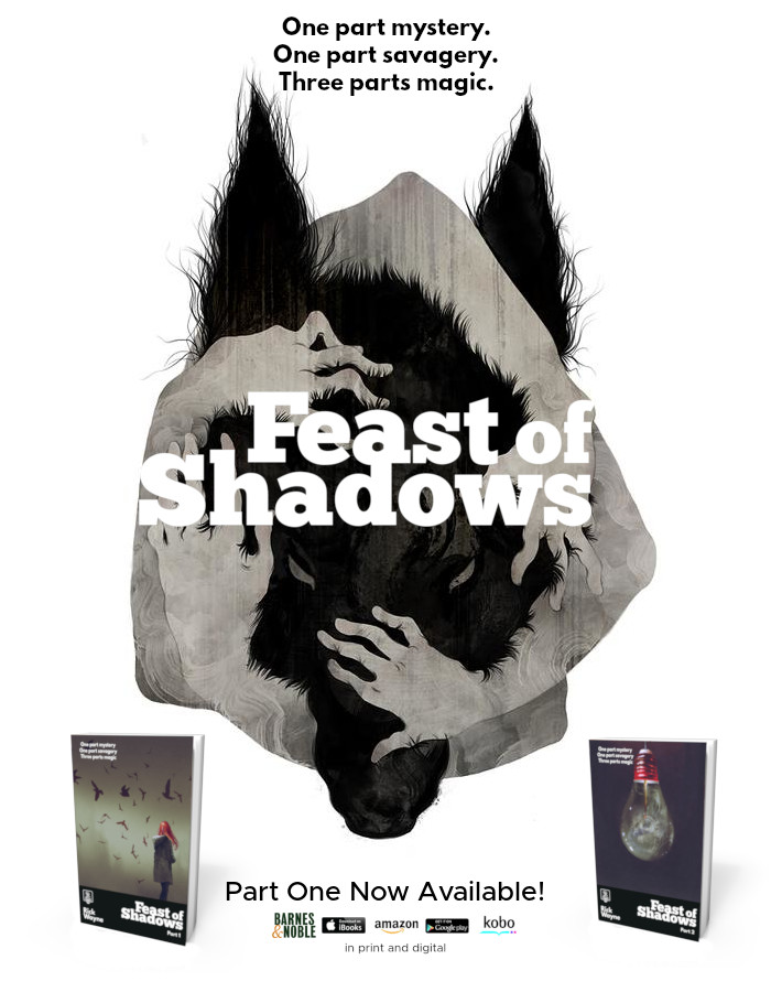 Feast of Shadows Part One Announcement