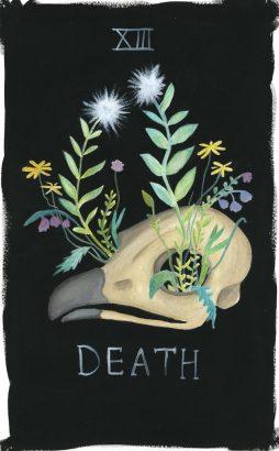 Molly Rose Purcell death-tarot-card-634x1024