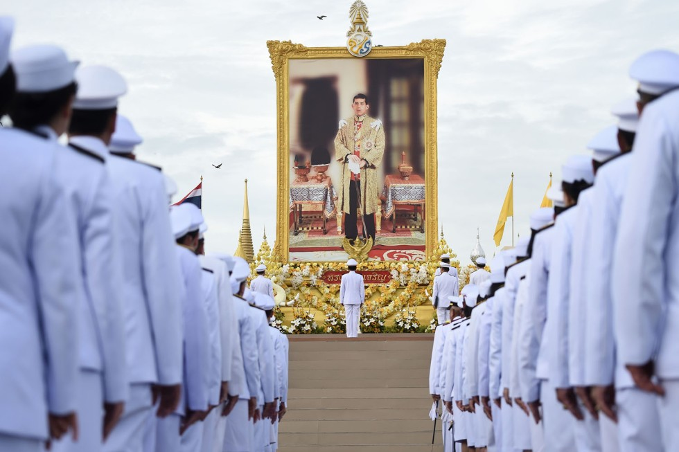 TOPSHOT-THAILAND-ROYALS