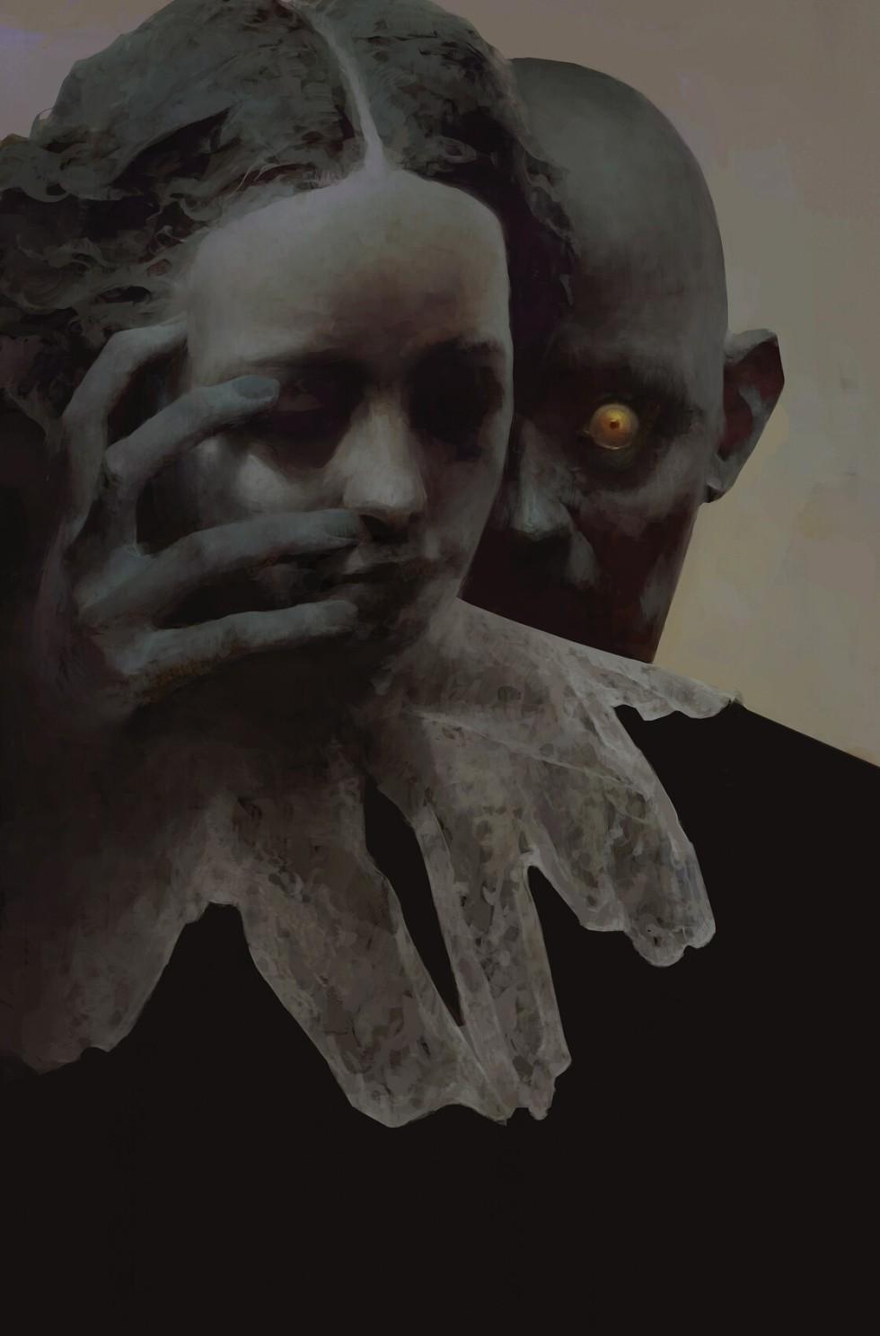 Vampire gothic by Piotr Jabłoński