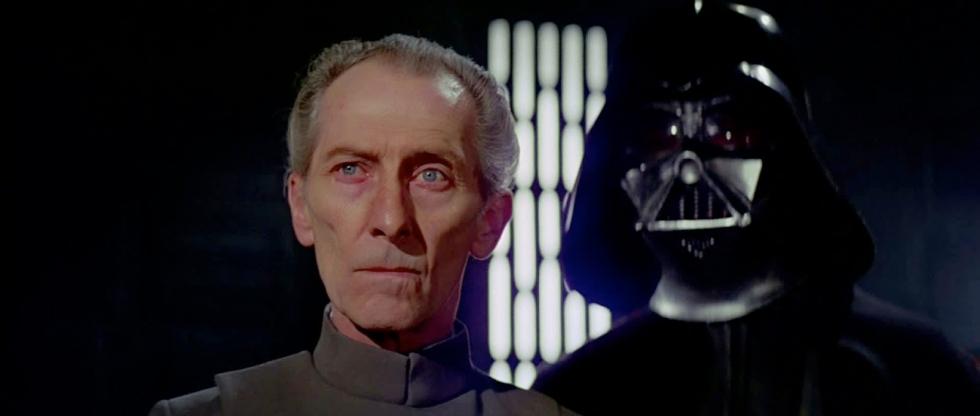 Darth Vader & Grand Moff Tarkin